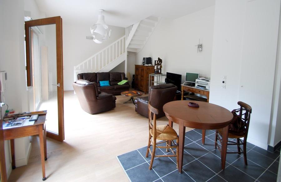 Vente bordeaux pey berland duplex neuf avec terrasse et for Duplex bordeaux